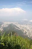 View over Rio de Janeiro — Stock Photo
