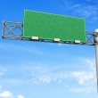 Empty Highway Sign — Stock Photo #22710171