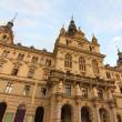 Stock Photo: Town Hall of Graz