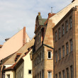 Stock Photo: Historic Buildings in Nuremberg