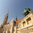 Stock Photo: Matthias Church in Fisher Bastion