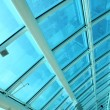 Airport Roof — Stock Photo