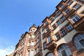 Edifici storici a Norimberga — Foto Stock