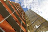 Arquitectura moderna en berlín — Foto de Stock
