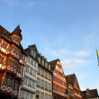 Old town in Frankfurt am Main — Stock Photo