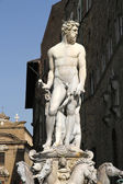 Statue in florenz — Stockfoto