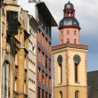 Historic Architecture in Frankfurt am Main - Stock Photo