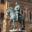 Statue in Florence - Stock Photo