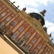 New Palace in the Park Sanssouci — Stock Photo #24549111