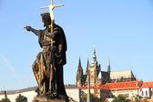 View over Prague — Stock Photo
