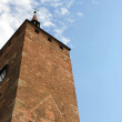 Stock Photo: White Tower in Nuremberg