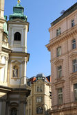 Historic Architecture in the center of Vienna — Stock Photo