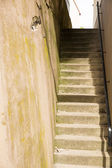 Concrete Stairs — Stock Photo