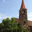 St. Jakob Church in Nuremberg — Stock Photo