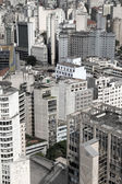Skyline of Sao Paulo — Stock Photo