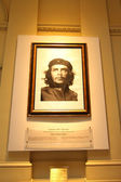 "Memorial image of Ernesto ""Che"" Guevara — 图库照片"