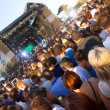 MTV Music festival in Malta — Stock Photo