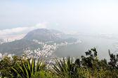 Bir Rio de janeiro üzerinde göster — Stok fotoğraf
