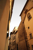 Residential Street in Florence — Stock Photo