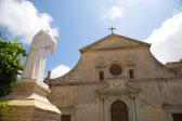 Ancient Church in Rabat — Stock Photo