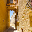Historic Architecture in Mdina	 — Stock Photo
