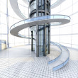 Futuristic Architecture — Stock Photo #28419679