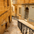 Street in Birgu — Stock Photo #29607287