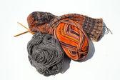 针织毛 — 图库照片