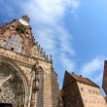 The Frauenkirche in Nuremberg — Stock Photo #30232723