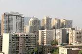 здания в сантьяго-де-чили — Стоковое фото