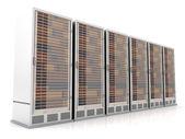 Server center — Stock Photo