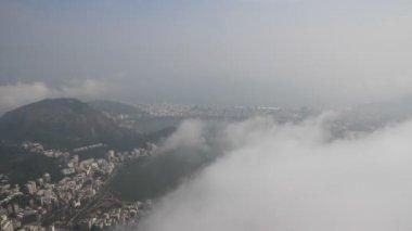 Panorama of Rio de Janeiro — Stock Video