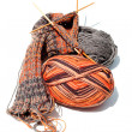 Knitting Socks — Stock Photo #30927003