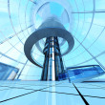 Futuristic Architecture — Stock Photo #30927263