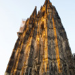 Cathedral of Cologne — Stock Photo #31227877