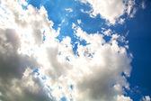 Cloudy Sky — Stock fotografie