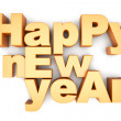 happy new year — Stock Photo #31820715