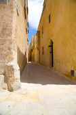 Street in Mdina — 图库照片