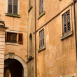 Historic architecture in Verona — Stock Photo