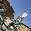 Fountain of Neptune in Florence	 — Foto Stock