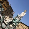 Fountain of Neptune in Florence — Lizenzfreies Foto