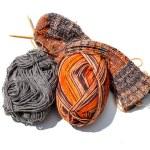 Knitting Socks — Stock Photo #32612587