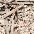 Stock Photo: Rubble