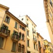 Historic architecture in Verona — Stock Photo #34568625
