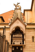 Scaliger Tombs in Verona — Stock Photo