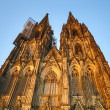 Cathedral of Cologne — Stok fotoğraf