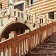 Historic architecture in Verona — Stock Photo #36222553