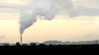 Environmental pollution — Stock Video