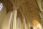 Interior of the Marienkirche in Berlin, Germany — Stock Photo