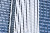 Skyscrapers Facade — Stock Photo